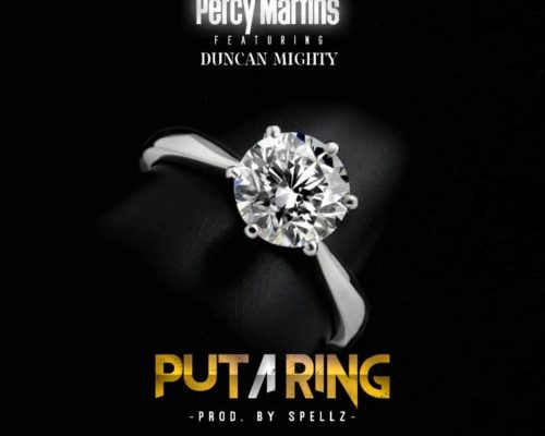 Percy Martins Ft Duncan Mighty - Put A Ring